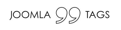 Joomla Tags Logo
